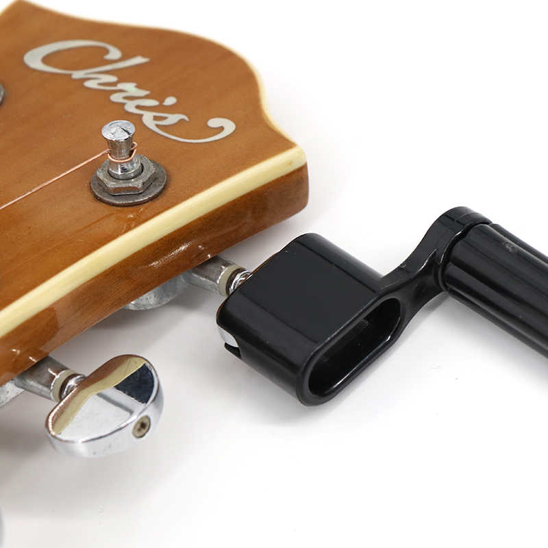 Guitar Dây Winder Tốc Độ Nhanh Chóng Cầu Pin Remover Peg Puller Phụ Kiện Đàn Guitar Acoustic Electric Guitar Bass Chuỗi Peg Cuộn
