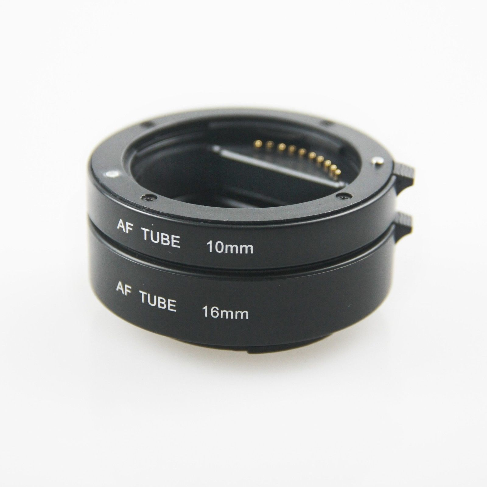 Macro AF Auto Focus Extension Tube 10mm 16mm Set DG for Sony NEX E-mount A7 A7R