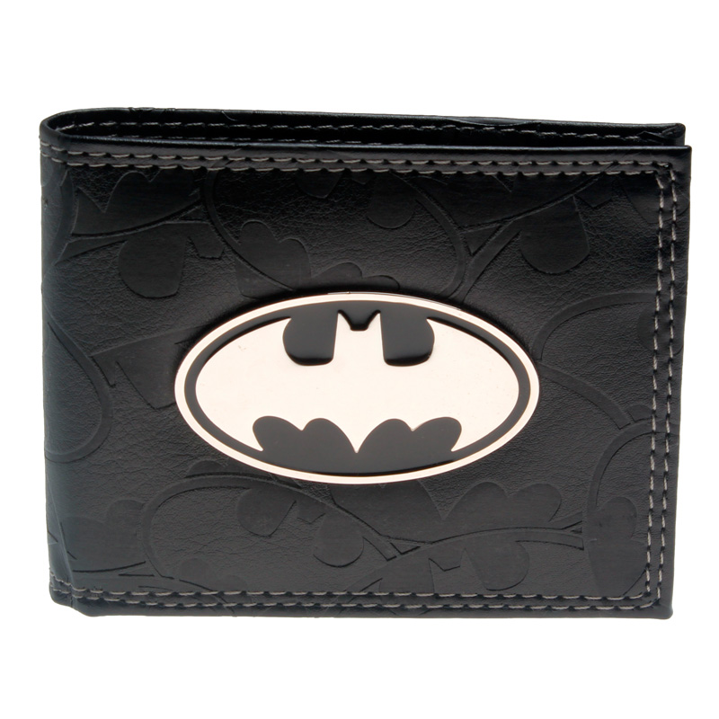 batman Bi-Fold Wallet  DFT-1496