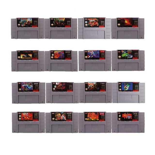 16 Bit NTSC Donkey Kong Country 1/2/3 Cartridge US Version
