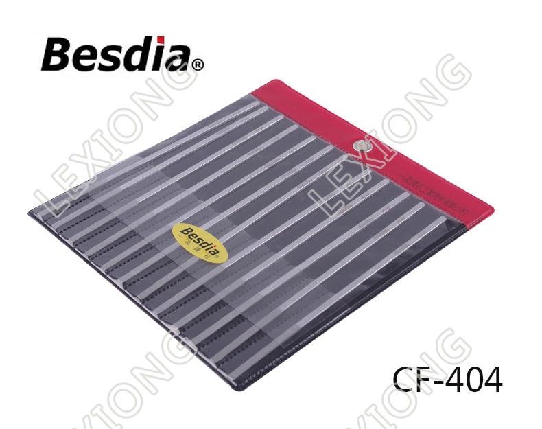 台湾BesdiaダイヤモンドフラットハンドファイルCF-400 - ハンドツール - 写真 3
