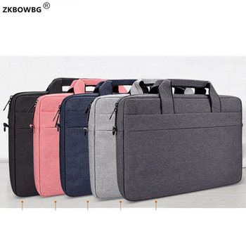 Shoulder Laptop Bags For 15.6 Lenovo Ideapad 320 15 / 330 15 / 520 15 330s 14'' Flex 5 14 / Yoga 520 Yoga 730 15.6 Sleeve Case image