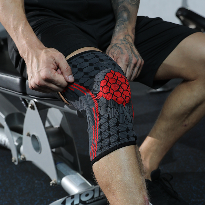 Knee Support - Knee Brace for Sports, Fitness Joint Pain & Injury Relief 2