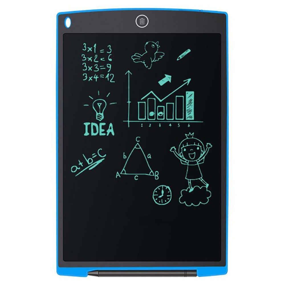 """12"""" LCD Writing Tablet Digital Graphics Tablet Handwriting Writing Board with Stylus Pen Electronic Drawing Pad Paint Board"""