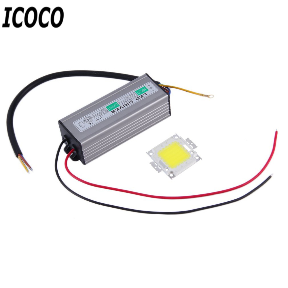 ICOCO New Arrival Brand Popularest 100W LED SMD Chip Bulbs With 100W High Power Waterproof LED Driver Supply Hot Selling