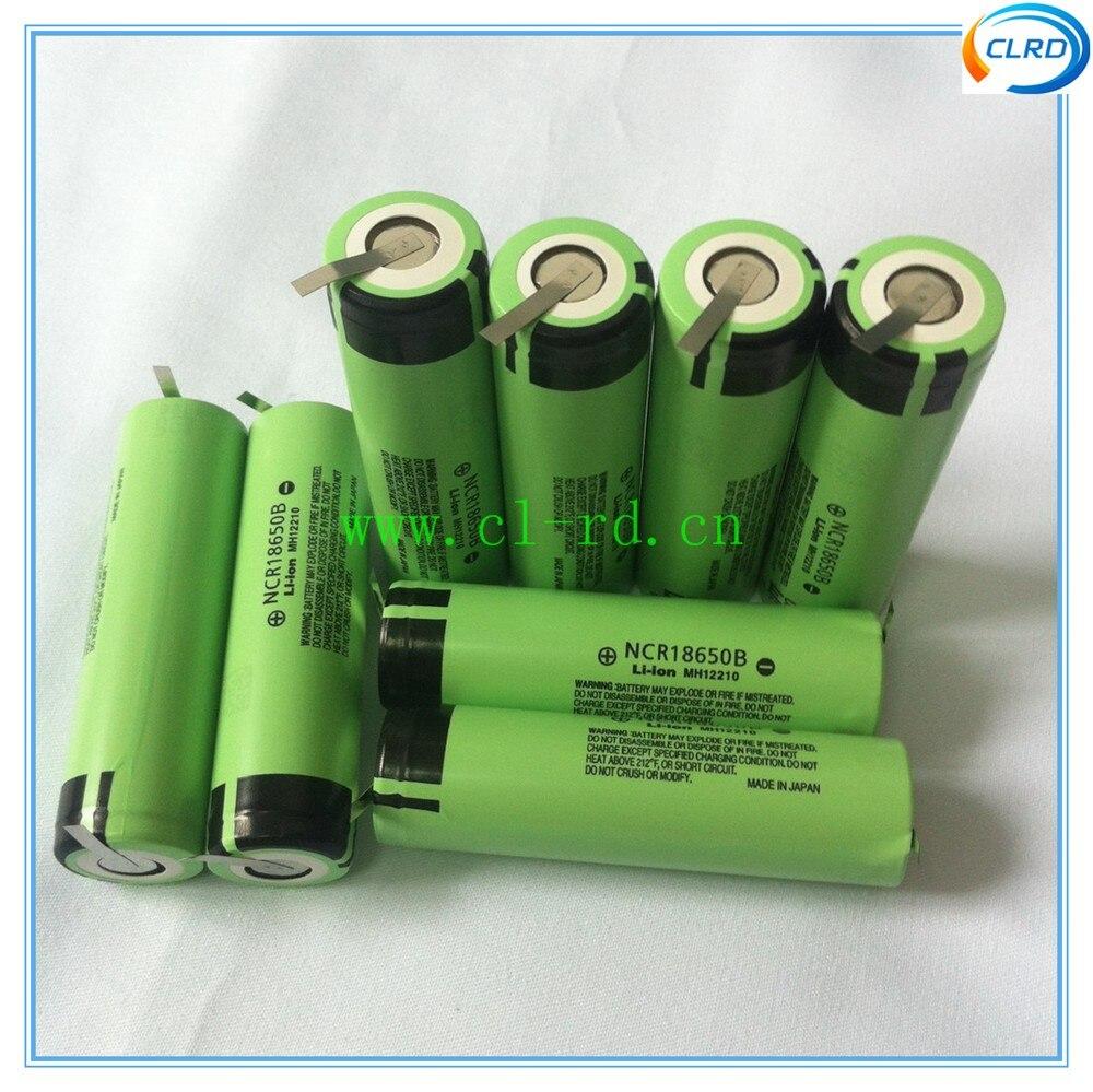 Baterias Recarregáveis pacote de diy diy banco Definir o Tipo DE : Apenas Baterias