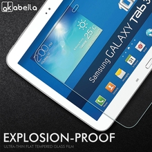 цена на Full Covers 9H Tempered Glass For Samsung Galaxy Tab 3 10.1 P5200 P5220 P5210 Tab3 10.1 inch Screen Protector Protective Film
