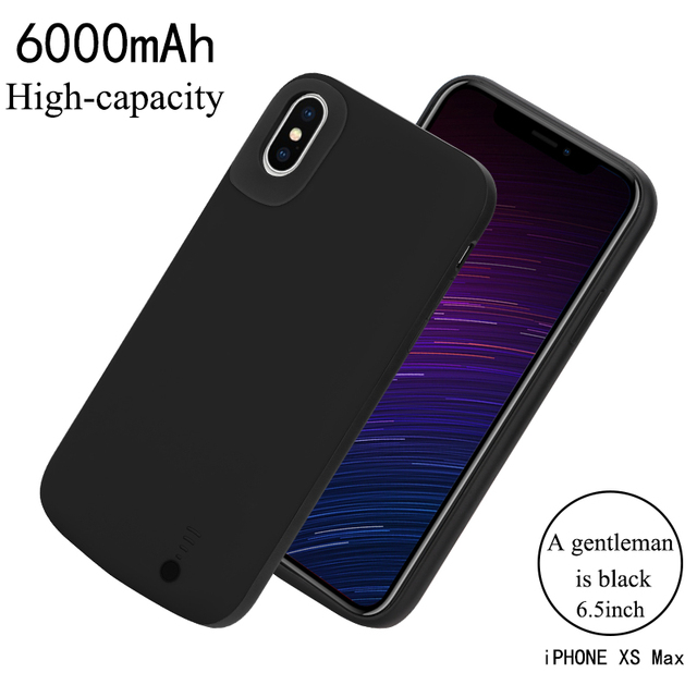 coque charge iphone xs max