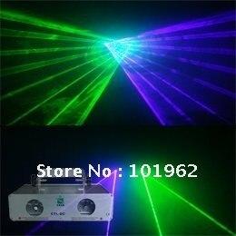 moving head 40mW Green laser+100mW Violet Blue Laser dj equipment disco light laser head soh bdp8g bp8m2