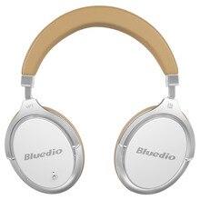 F2 Bluedio Bluetooth sem fio fones de ouvido Com Microfone Com Cancelamento de Ruído Sobre A Orelha fones de ouvido bluetooth baixo