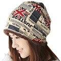 New 2016 Autumn Winter Brand Women Skullies & Beanies Lady Fashion Warm Winter Headgear Caps Gorro Touca Beanie For women