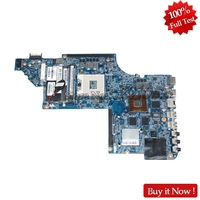 NOKOTION 665989 001 Laptop Motherboard For HP pavilion DV7 DV7 6000 MAIN BOARD HM65 DDR3 HD6770M Video card 1GB