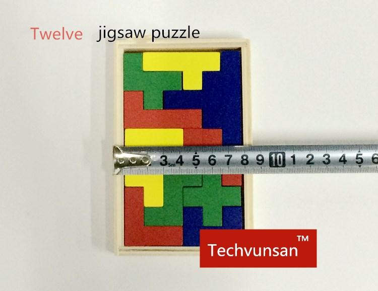 Douze conseil puzzle débloquer accessoires finition la casse pour ouvrir la serrure d'évasion chambre accessoires de jeu - 3