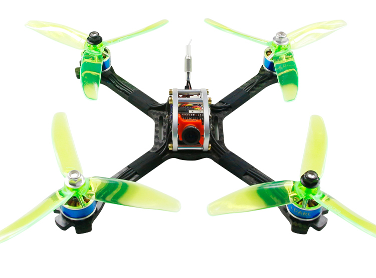 KINGKONG LDARC 200GT PNP 200mm FPV Racing Drone Quadcopter RC Racer W/ F4+ OSD Camera NO RX jmt x180 diy quadcopter pnp assembled racer kit 180mm super light mini rc racing drone with osd fpv hd camera no rx tx battery
