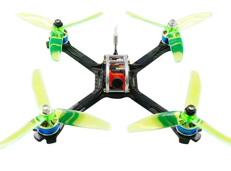 KINGKONG LDARC 200GT PNP 200mm FPV Racing Drone Quadcopter RC Racer W/F4 + OSD Caméra NO RX