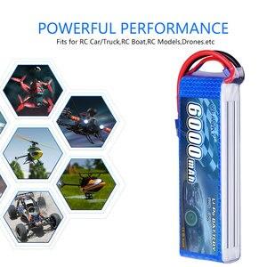 Image 5 - SEASKY 3S lipo Batterie 11,1 V 6000mAh 60C RC batterie lipo 11,1 V batterie XT60 für FPV drone