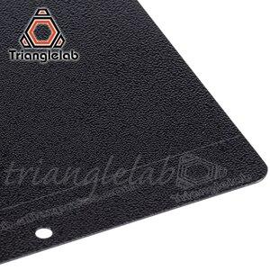 Image 3 - Trianglelab 241x252 Double face Texturé PEI Printemps Acier Feuille Poudre Enduit PEI Construire Plaque pour Prusa i3 MK2.5S mk3 MK3S