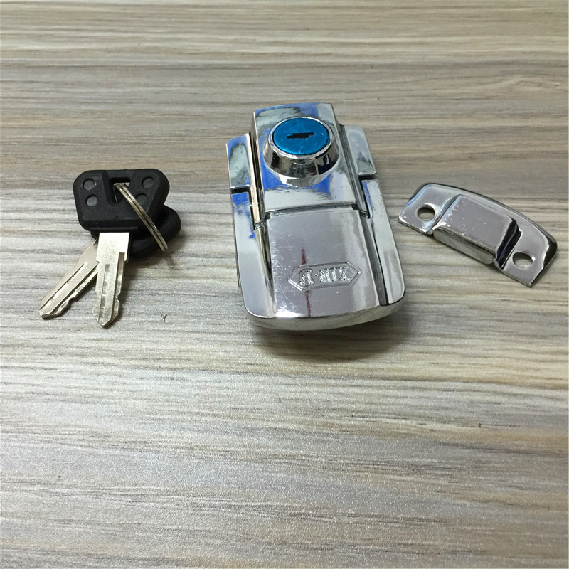 STARPAD Motorcycle Rear Spring Large Sheep Lock For The Trunk Lock Modification Accessories High Quality Wholesale,Free Shipping