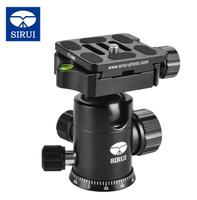 Source G10KX SLR camera macro three spherical Yuntai tripod monopod professional head set