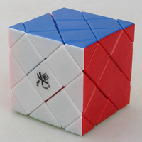 DaYan 4 Axis 5 Rank Speed Magic Cube Speed Puzzle Game Cubes Educational Toys For Kids Children Baby
