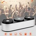 Powerful Bass Surround Sound Touch Control Stereo Wireless Bluetooth Speaker Jespeaker02 Handsfree TF FM Radio  MP3 Player