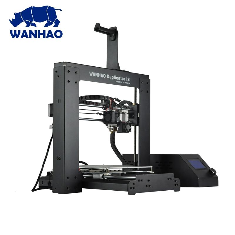 Wanhao Model: i3 V2.1  3D printer Dupilator I3  Shopping season End Financial Year Wanhao Desktop prusa 3D Printer Free shipping