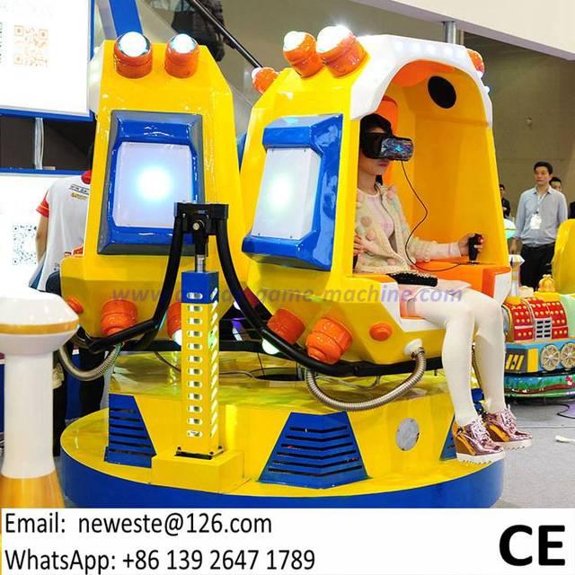 51f51529aa2 Beautiful Amusement Park Equipment 3 People Seats 360 Degree Dynamic Egg  Cinema Simulator Chair Movies 9D VR Virtual Reality