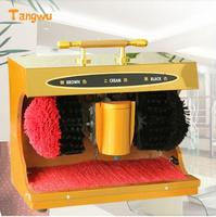 Free shipping Household Appliances Polishing Brush Induction Shoe Cleaning Machines Shoe Dryer Shoe Polishing Equipment