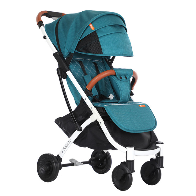 Babalo YOYA PLUS 3 baby stroller delivery free ultra light folding can sit or lie high landscape suitable 4 seasons high demand 3
