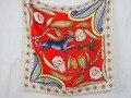 [25% OFF] 204035 6 цвета Элегантный Чистого шелка wrap женская большой Площади Шелковый Шарф, 100% Шелк площади шелковые шарфы высокое качество