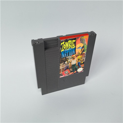 Zombie Nation - 8 Bit Game Card for 72 pins Game Cartridge Console