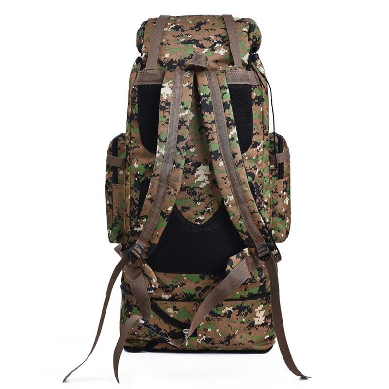 Hüfttaschen Tactical Camouflage Pack Outdoor Sport Bags Waterproof Nylon Saddle Bag NU Rucksäcke