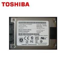 """טושיבה מיקרו SATA 256GB כונן מצב מוצק דיסק SSD 1.8 """"256G עבור X300 X301 T400S T410S T410SI 2530P 2540P 2730P 2740P Xt2"""