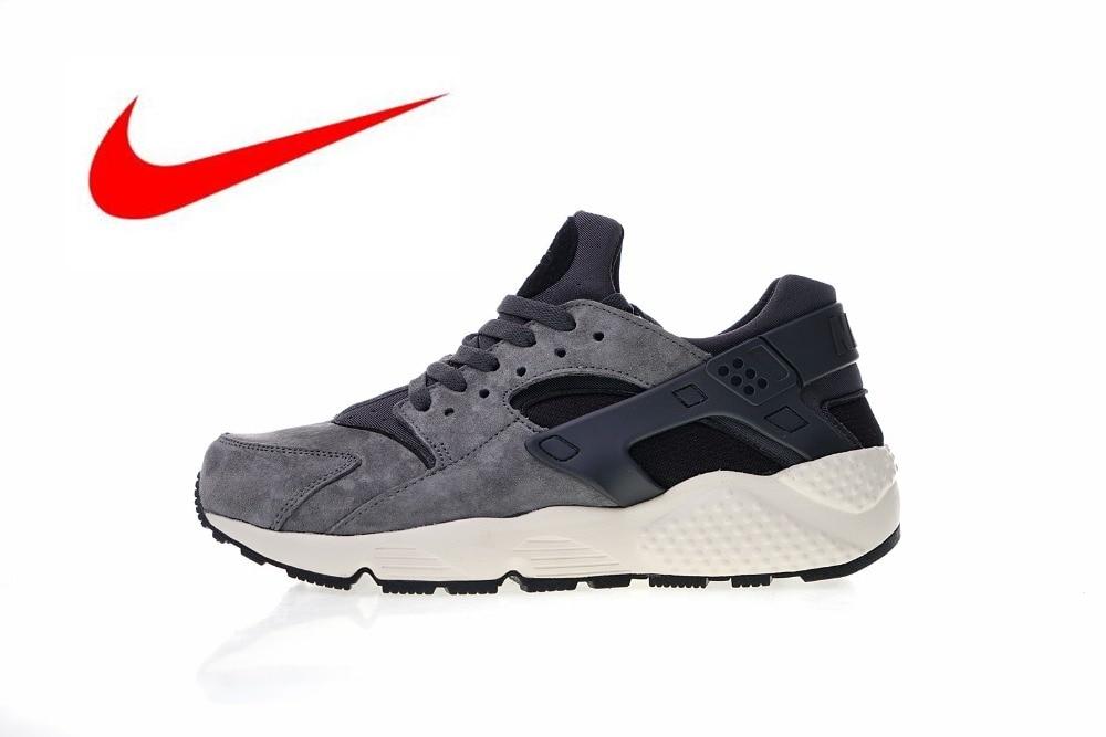 51fe0b0adc3a NIKE AIR HUARACHE RUN Premium Men s Sneaker Running Shoes