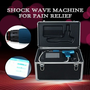 ED treatment Effective Physical Pain Therapy System Shock Wave Machine For Pain Relief NEW