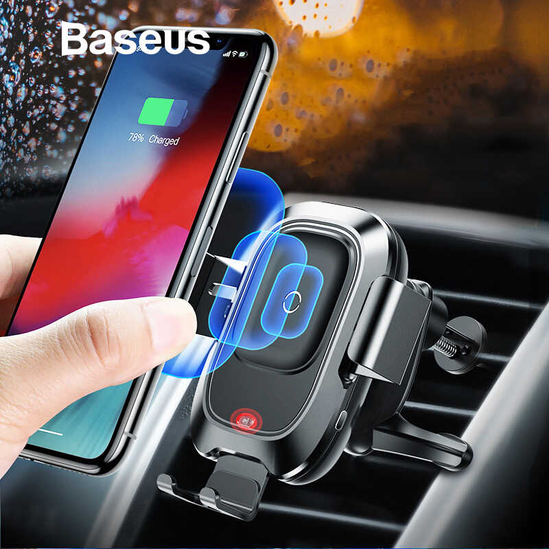 info for 2de63 58c65 Detail Feedback Questions about Baseus 10W Wireless Charger Car ...