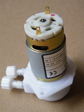 4W micro peristaltic pump ink (100-150ml/min)