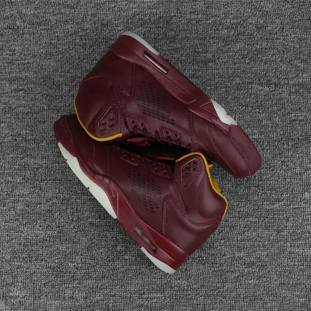 Free shipping JORDAN Basketball Shoes   JORDAN men Basketball Shoes Jordan 5 original li ning men professional basketball shoes