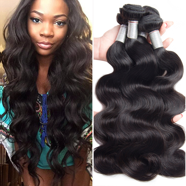 Aliexpress buy brazilian body wave 8a unprocessed brazilian brazilian body wave 8a unprocessed brazilian virgin hair body wave 4pcs human hair brazilian hair weave pmusecretfo Image collections