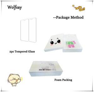 Image 5 - 2pcs Per Il Vetro Sony Xperia L1 Protezione Dello Schermo di Vetro Temperato Per Sony Xperia L1 In Vetro Per Sony L1 G3312 pellicola protettiva Wolfsay
