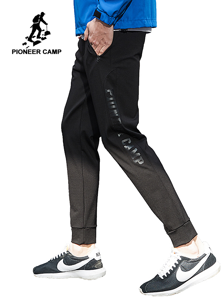 brand new bb0e2 ec133 Camp-pionnier-nouvelle-d-t-mince-joggeurs-hommes-marque-v-tements-mode-noir -pantalons-de-surv.jpg