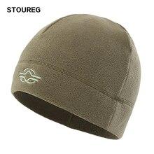 Осенне-зимние уличные флисовые шляпы, ветрозащитные мужские и женские походные кепки, теплая флисовая рыболовная велосипедная Кепка, Охотничья Военная тактическая Кепка s