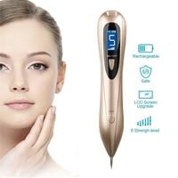 Newest Laser Plasma Pen Mole Removal Dark Spot Remover LCD Skin Care Point Pen Skin Wart