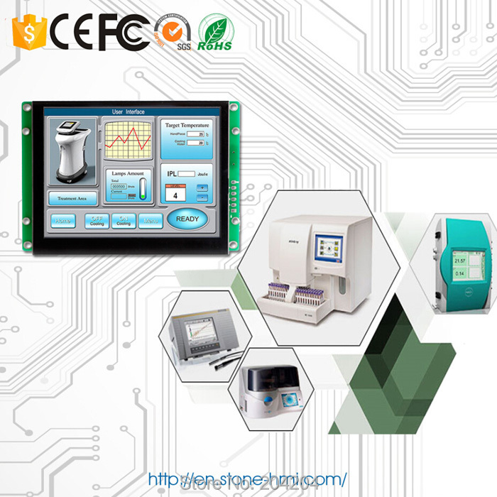 Resistive Touch ScreenTFT Display Module 5.6 InchResistive Touch ScreenTFT Display Module 5.6 Inch