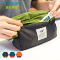 M Square Travel Make Up Toiletry Bag Women Men Makeup Organizer Storage Pouch Neceser Maquillaje Wash Cosmetic Bag