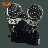 Мотоцикл StreetBike спидометра метр Тахометр измерительные приборы для XJR1300 XJR 1300 1989 1997