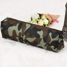 4 Colors Cosmetic Makeup Bag Camouflage Printting Pen Bags Pencil Case Pouch Stationery Beauty Tools Girl