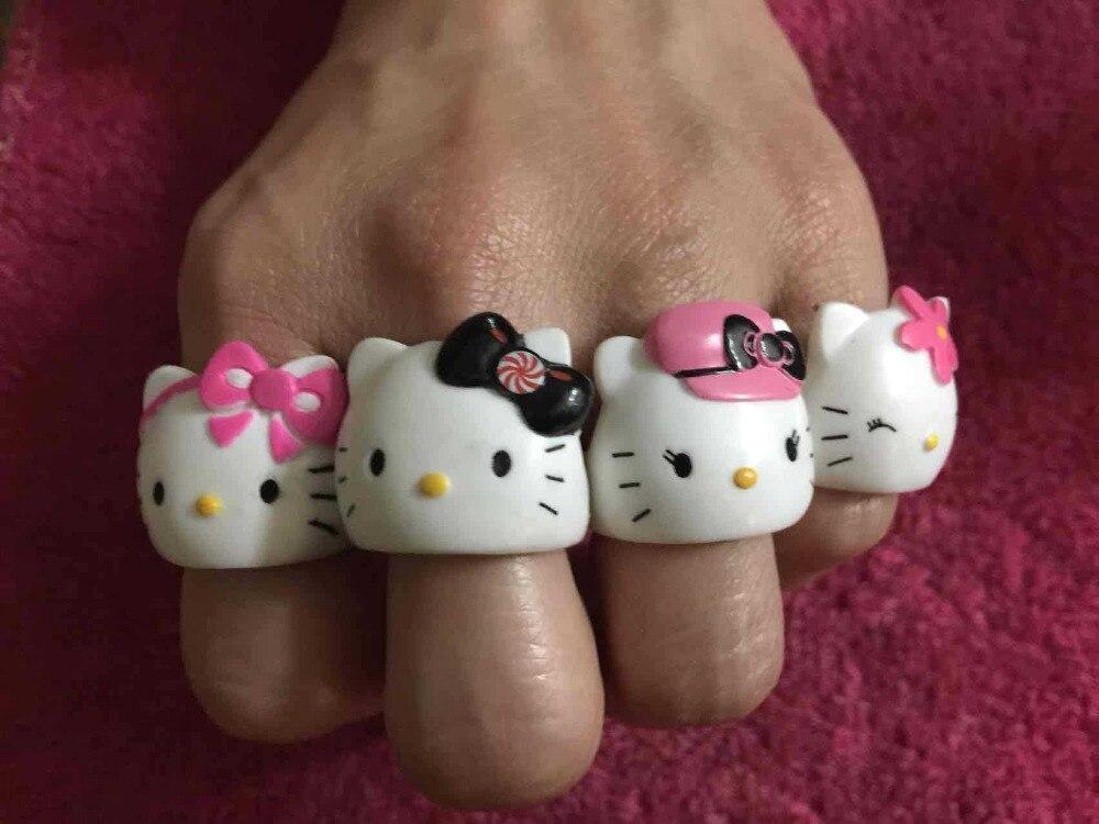 Japanese Hello Kitty Toys : Pcs high quality japanese hello kitty action figure