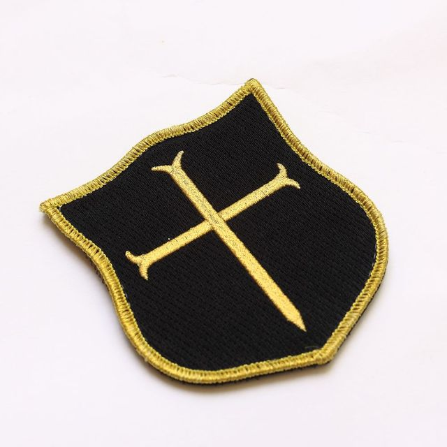 Military Patch Army Badge Seals DEVGRU CrusaderCross