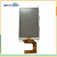 Original 3 inch LCD screen for Garmin Alpha 100 hound tracker handheld GPS LCD display screen with touch screen digitizer panel
